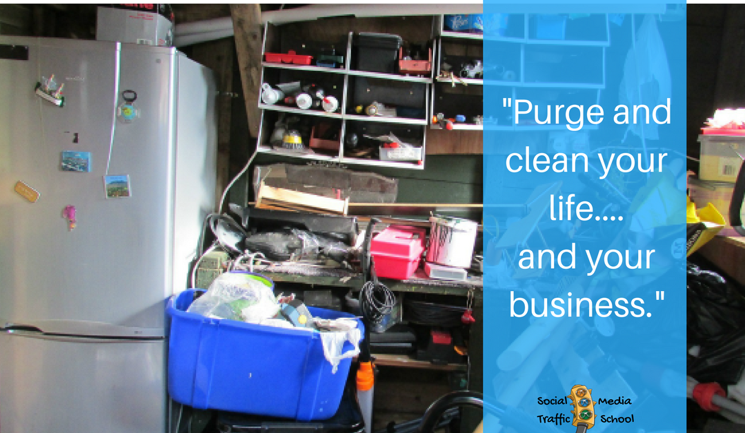 Spring Cleaning: Life and Business