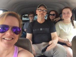 Cuba Sally Hendrick Family vacation