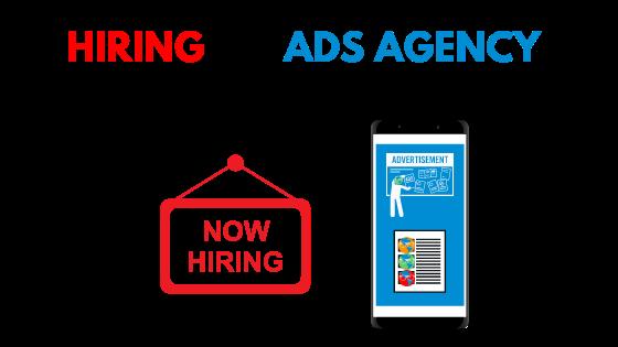 hiring ads agency sallyhendrick